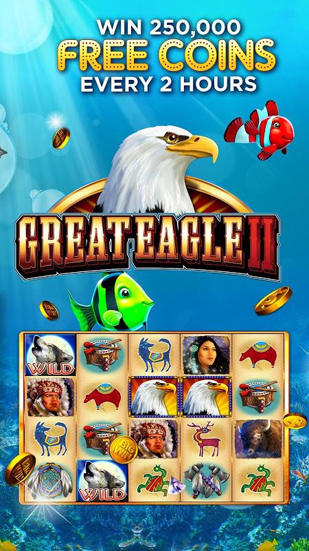 Gold Fish Casino Slots– Online Casino Games Free screenshot 2