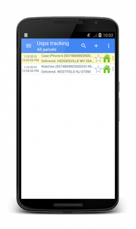 Usps tracking 2 3 1 Download APK for Android - Aptoide