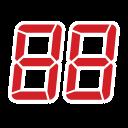 OBD DeLorean Speedometer