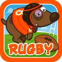 Space Dog Rugby