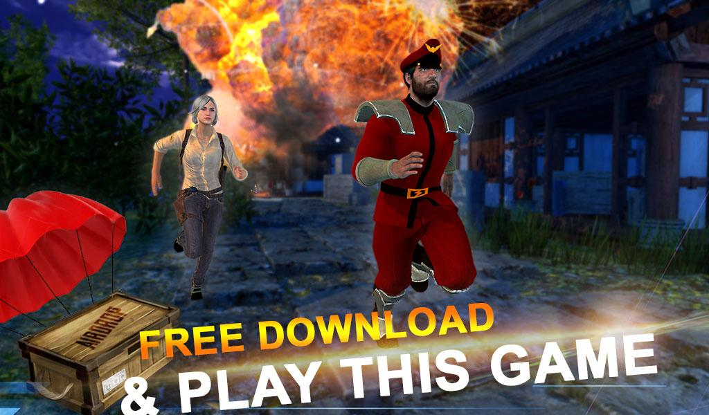 Free Fire Battleground- Firing Squad battle strike screenshot 1