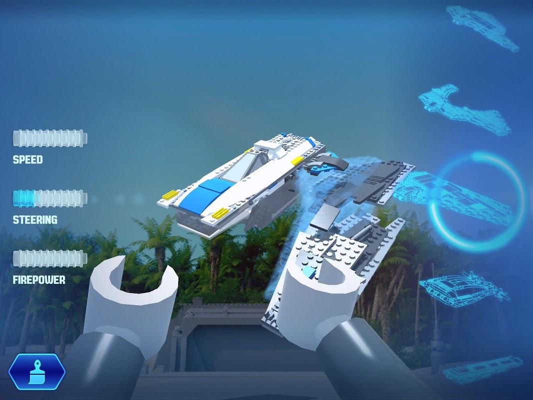 Lego Star Wars Force Builder 2 0 0 Download Android Apk Aptoide