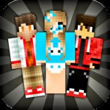 Skins para Minecraft PE Icon