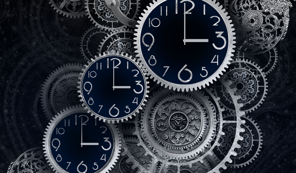 Black Clock Wallpaper Lite Screenshot 7