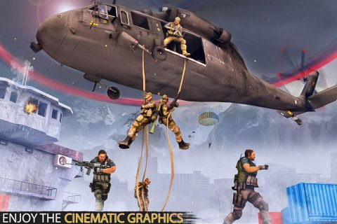 Ultimate Sniper Assassin Kill Shooter screenshot 3