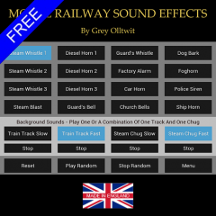 Model Railway Sound Effects 1 7 Download APK for Android