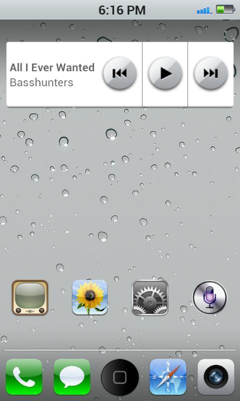 Icephone Demo Cm10/10.1 Theme screenshot 1