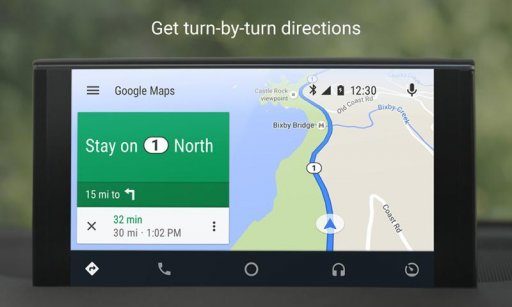 Android Auto - Maps, Media, Messaging & Voice screenshot 4