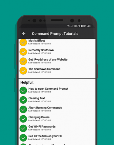 Command Prompt Tutorials - FULL 1 0 9 4 Download APK for