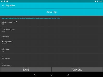 Rocket Player : Music Player screenshot 24