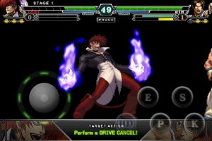 THE KING OF FIGHTERS-A 2012 Screen