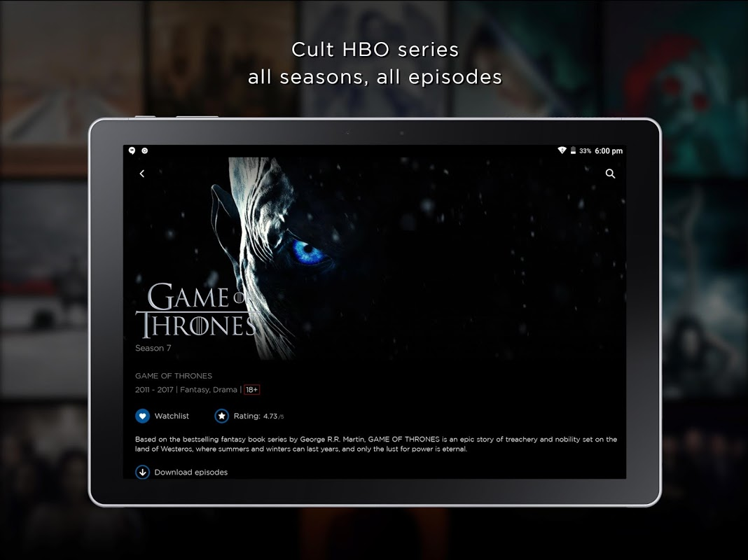 HBO Portugal screenshot 6
