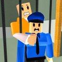 Crazy Blocky Prison Run Escape : Epic Jail Break