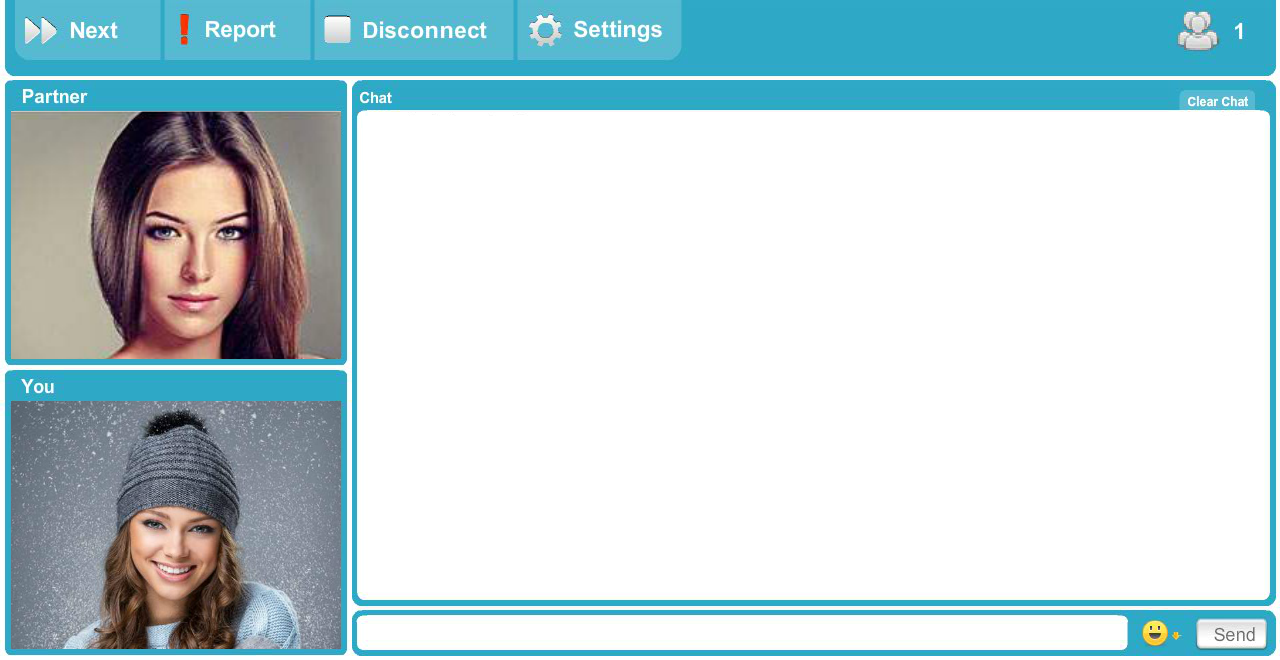 live video chat roulette