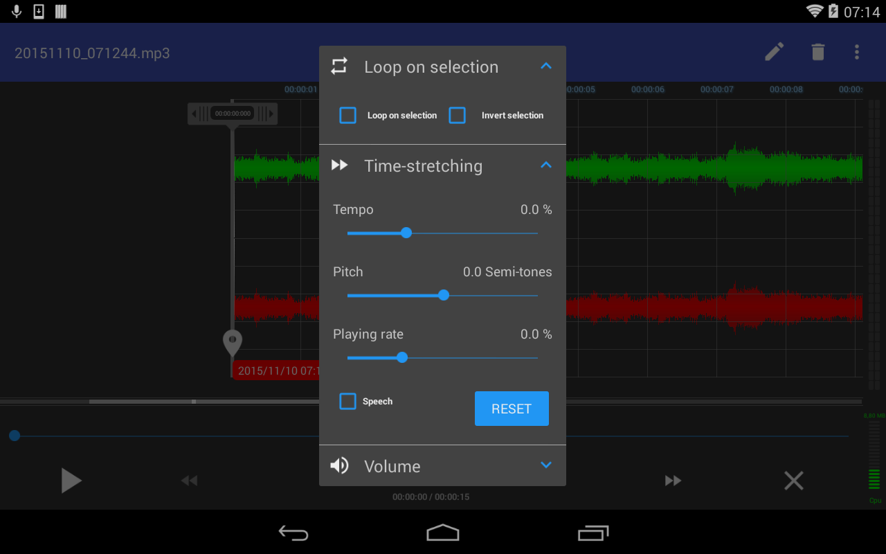 RecForge II Pro Audio Recorder 1 2 7 5g Download APK para