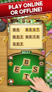 Word Collect - Free Word Games screenshot 4
