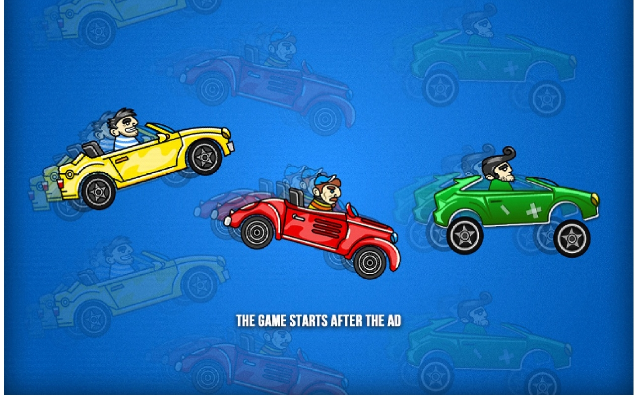 Cars Climb Race screenshot 2