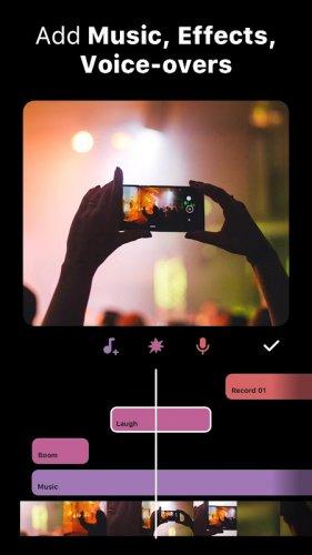 InShot - Video Editor & Maker screenshot 3