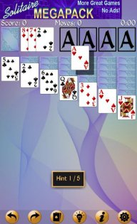 Solitaire Free Pack screenshot 16