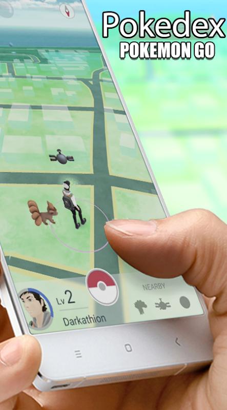 Pokedex Update for Pokemon Go screenshot 1