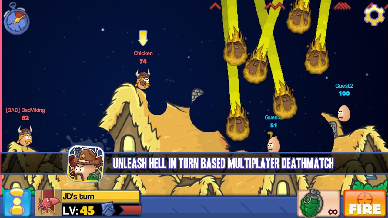 Bad Eggs Online 2 screenshot 13