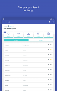 Quizlet: Learn Languages and Vocab with Flashcards screenshot 5