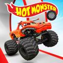 Real Monster Truck Stunts Game