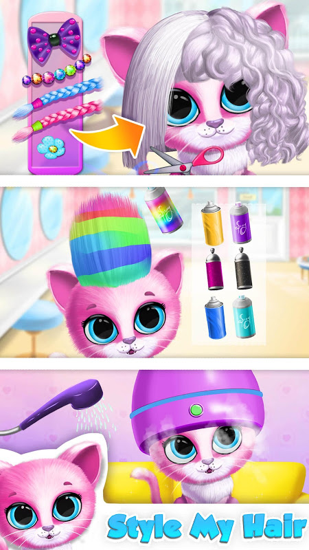 Kiki & Fifi Pet Beauty Salon - Haircut & Makeup screenshot 2