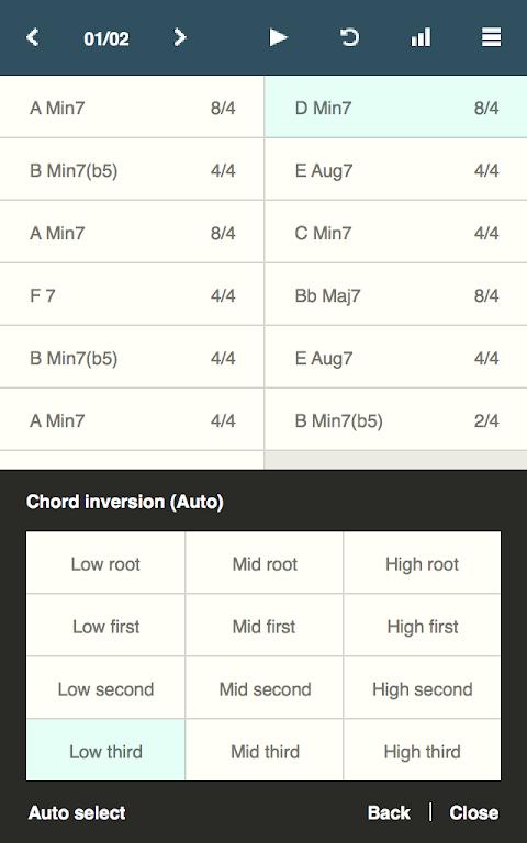 Chordbot Lite screenshot 8