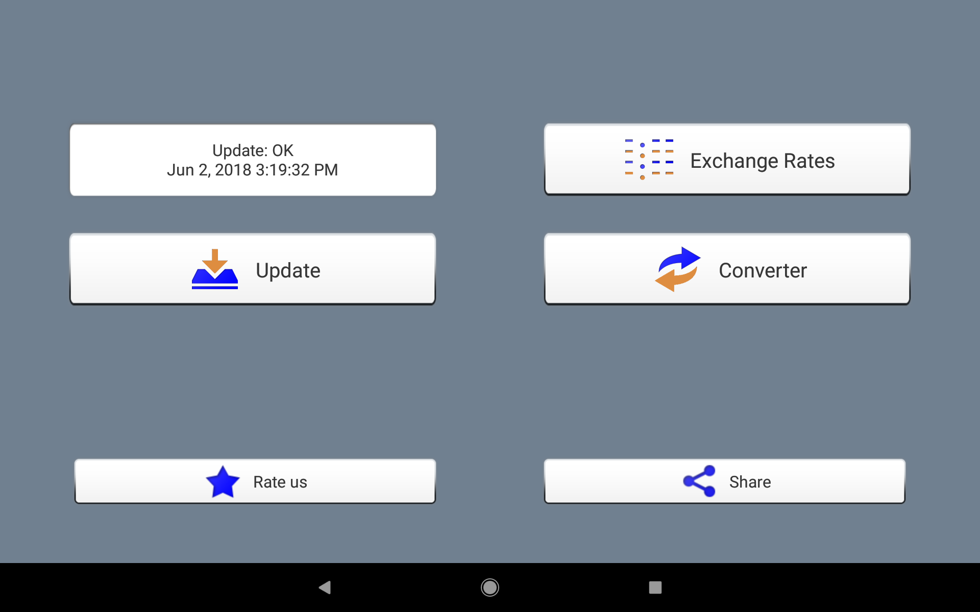 Currency Converter. Exchange rates and calculator screenshot 5