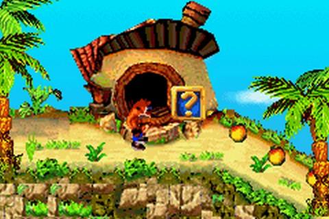 Crash Bandicoot 2: N-Tranced screenshot 1