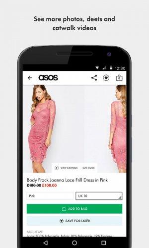 ASOS screenshot 9