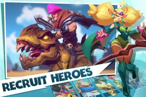 Brave Conquest screenshot 3