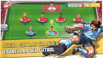 Top Stars Football v 1.40.0.0 (Mod Money) 3