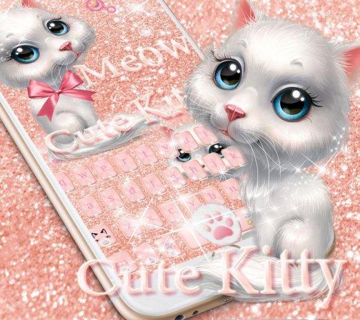 Download 100+  Gambar Kucing Lucu Pink Imut