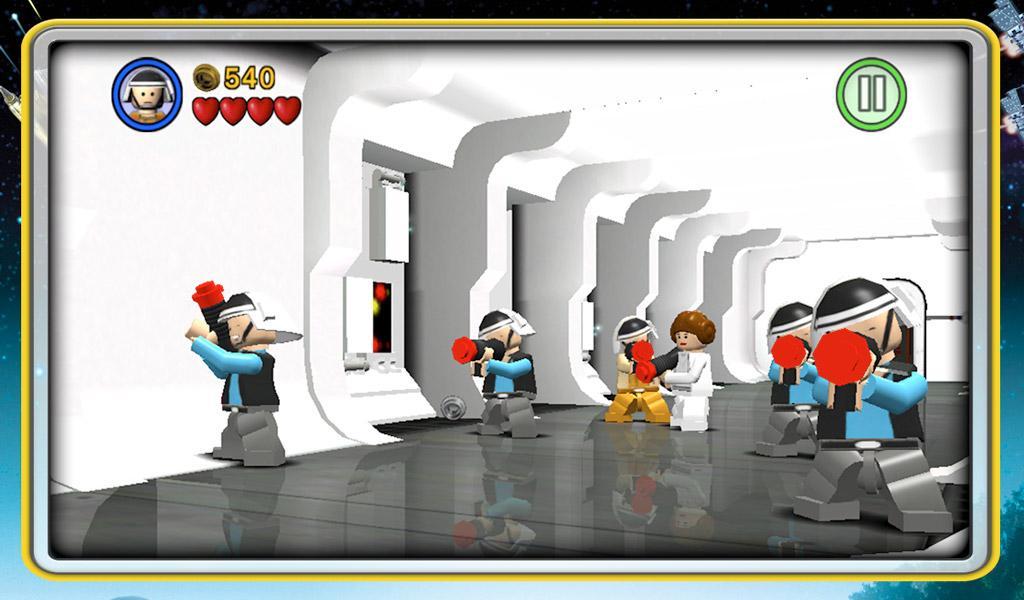 LEGO� Star Wars�: TCS screenshot 2