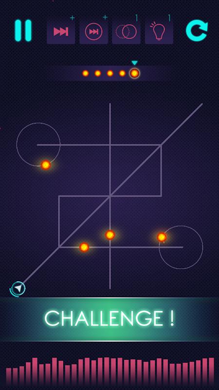 Beat Balls: The magic loop screenshot 1