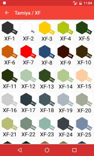 Hobby Color Converter screenshot 4