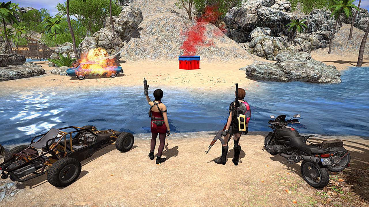 Last Player Battlegrounds Survival screenshot 2