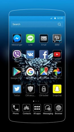 Cool Owl Wallpaper Theme 100 Descargar Apk Para Android