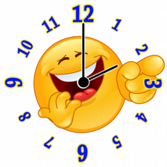 Smiley Analog Clock 1 0 Download APK for Android - Aptoide