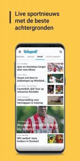 De Telegraaf nieuws screenshot 3