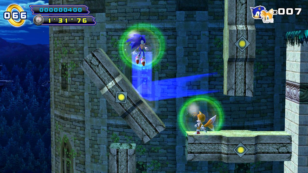 Sonic 4 Episode II THD screenshot 2