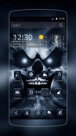 Dark Skull Cool Tech 1 1 2 Download APK for Android - Aptoide