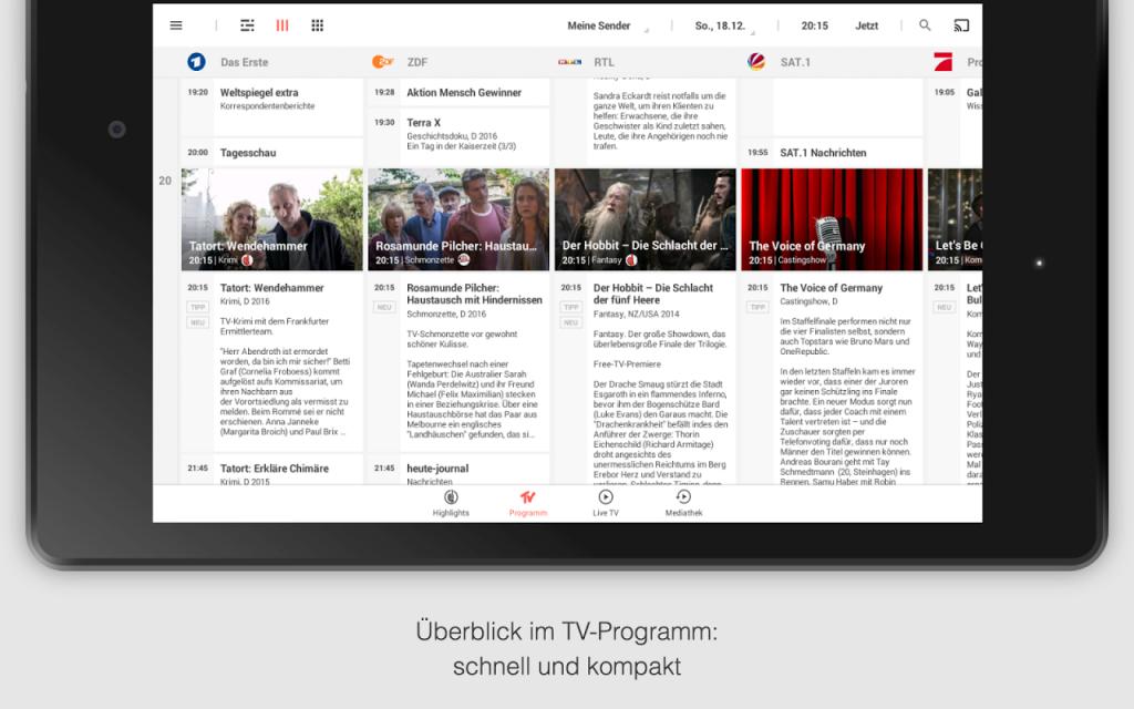 tv spielfilm tv programm download apk for android. Black Bedroom Furniture Sets. Home Design Ideas