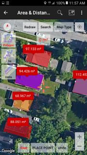 UTM Geo Map screenshot 2