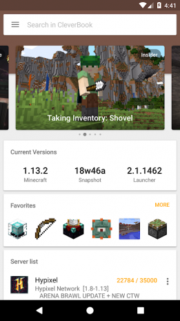 CleverBook Pro for Minecraft 3 0 Download APK for Android