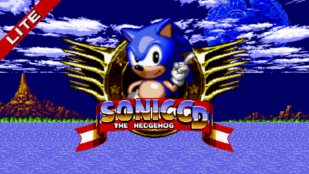 Sonic CD Lite screenshot 1