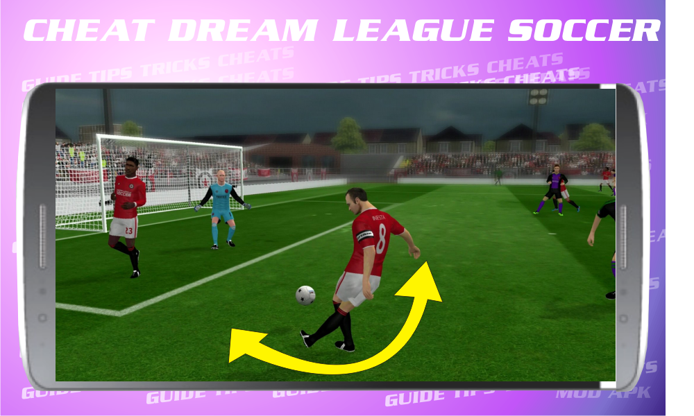 Cheats for Dream League Soccer 2017 screenshot 4