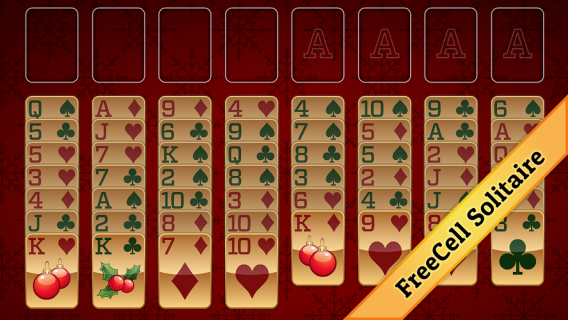Christmas Solitaire 247.Christmas Solitaire Free 1 1 6 Download Apk For Android